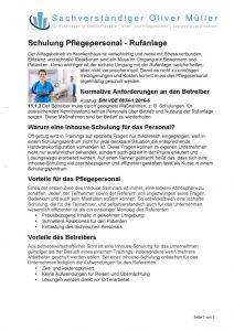 thumbnail of Einweisungsschulung Pflegepersonal op